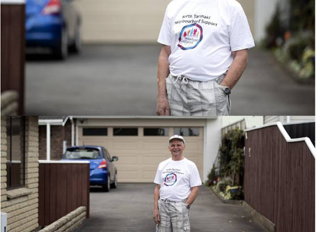 The Good Neighbour who's keeping an eye on everyone at 74
