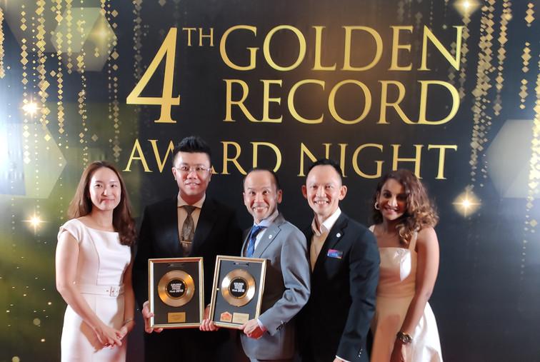 4th Golden Award Night