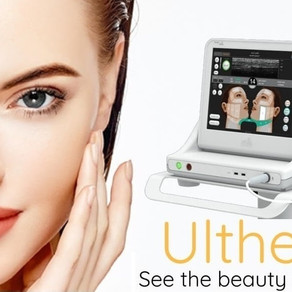 ULTHERAPY - the ultimate lift you need.