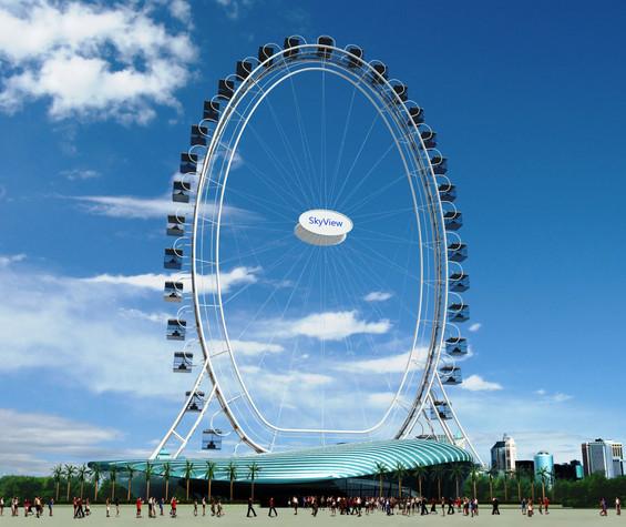 Skyview Concept Art