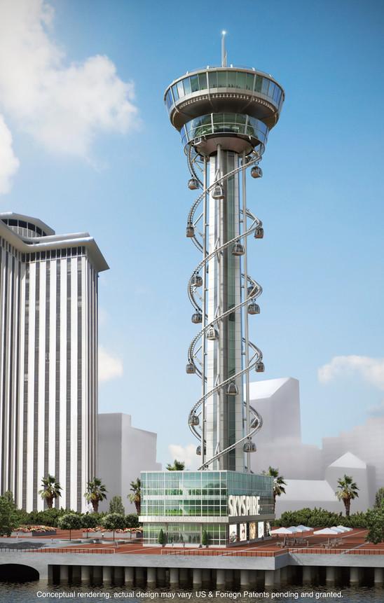 Skyspire FEC Concept