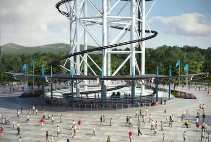 Polercoaster Concept Base