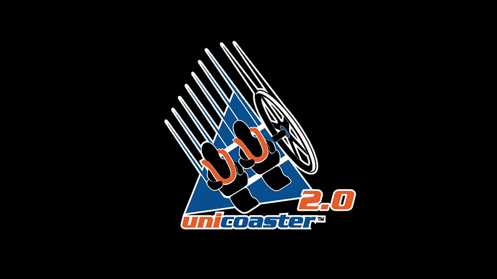 Unicoaster Roulette by US Thrill Rides.  The game you can ride!