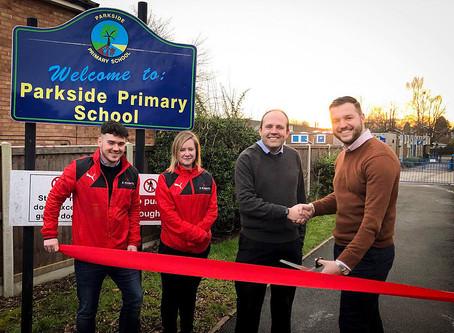 Stafford welcomes award winning children's club