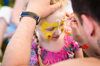 facepainting jc academy