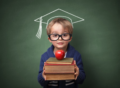 The shocking realisation that sending your child to Nursery may cost the same as University