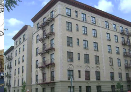 $20,150,000 - 75% LTV Refinancing for Upper Manhattan Apartments