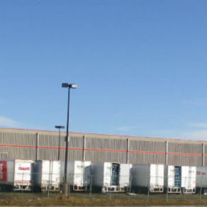 $27MM 15-Year Loan for 504,875sf Leased C&S Facility