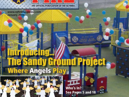 The Sandy Ground Project, Where Angels Play