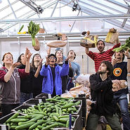 Foodsharing Copenhagen on food waste.