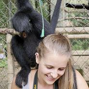Liselot Lange on primate conservation.