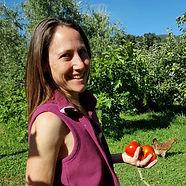 Elvira Di'Brigit on organic and sustainable farming.