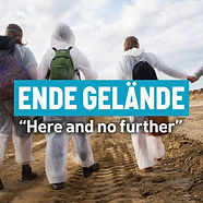Ende Gelände on fighting fossil fuels and creating climate justice.