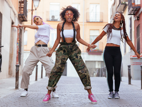 6 reasons you should learn how to Afro-Dance