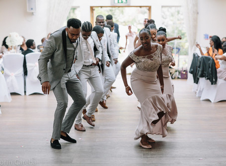 Why is Afrobeats Dancing So Popular at weddings?