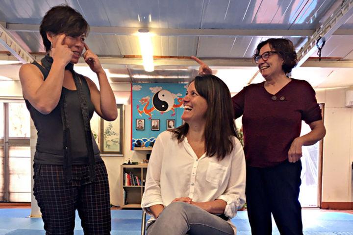 Anna, Laura i Lluïsa > Espiral108