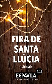 «Fira de Santa Llúcia» 12/2020