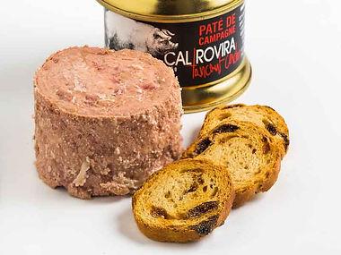 foie gras amb torradetes