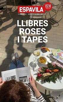«Llibres, roses i tapes» 4/2021