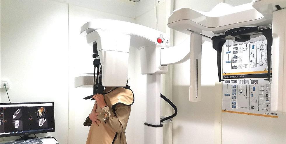 Tomografia Computada amb Feix de Con  - Clínica dental Unzeta