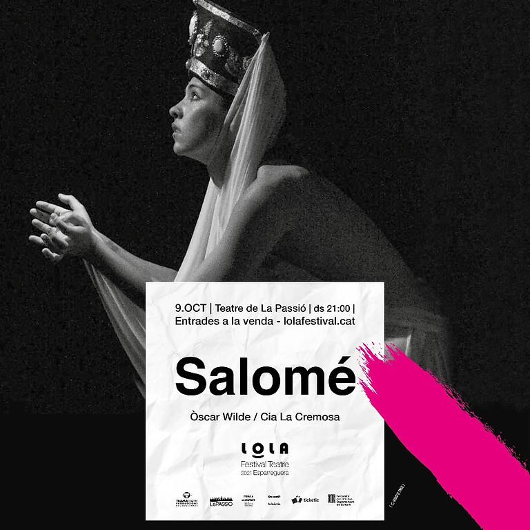FESTIVAL LOLA «SALOMÉ»