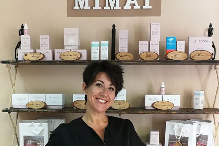 Rosa Pilar Marmol > Mima't Centre Estètica