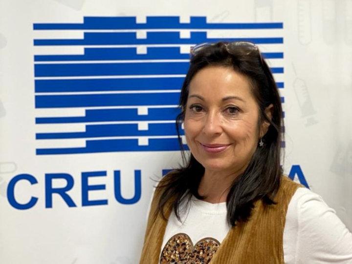 Esther Coll > Creu Blava Centre mèdic Esparreguera