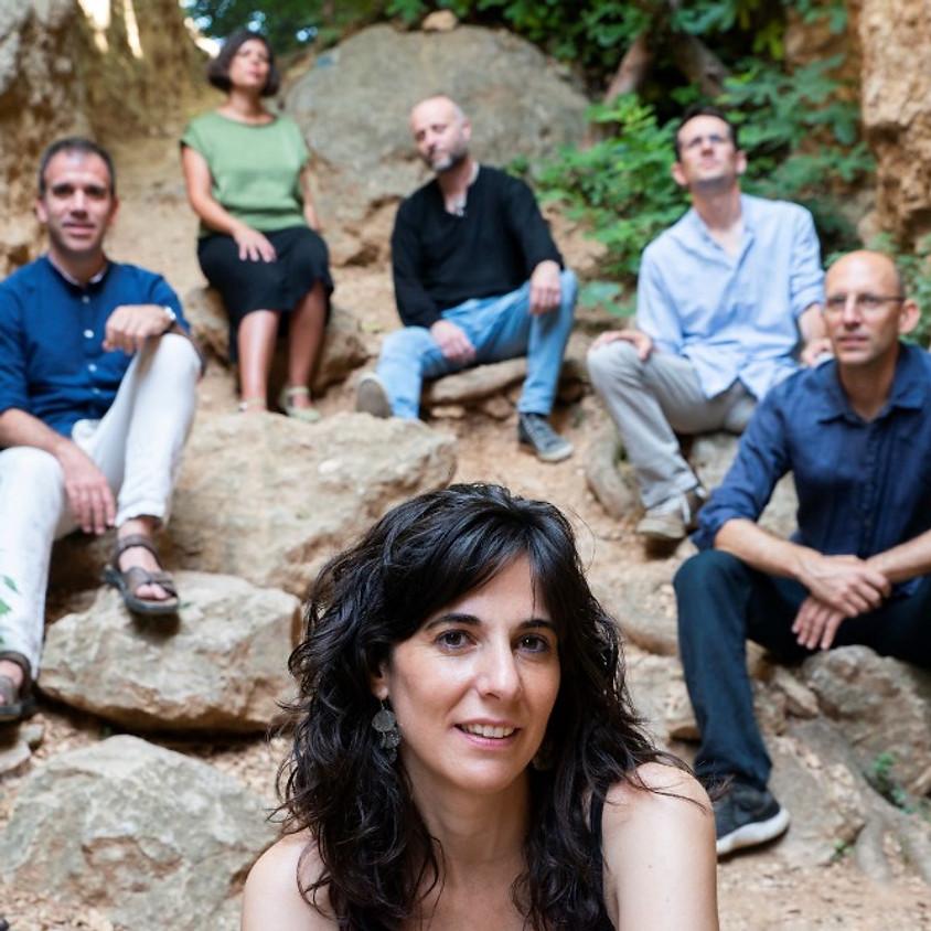 Concert de jazz amb Mar Serra Grup