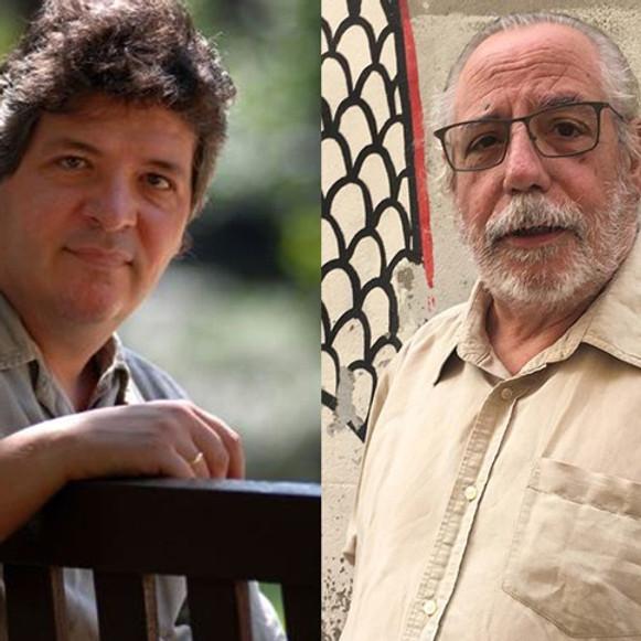 Conversa entre Joan Castells i Albert Mestres