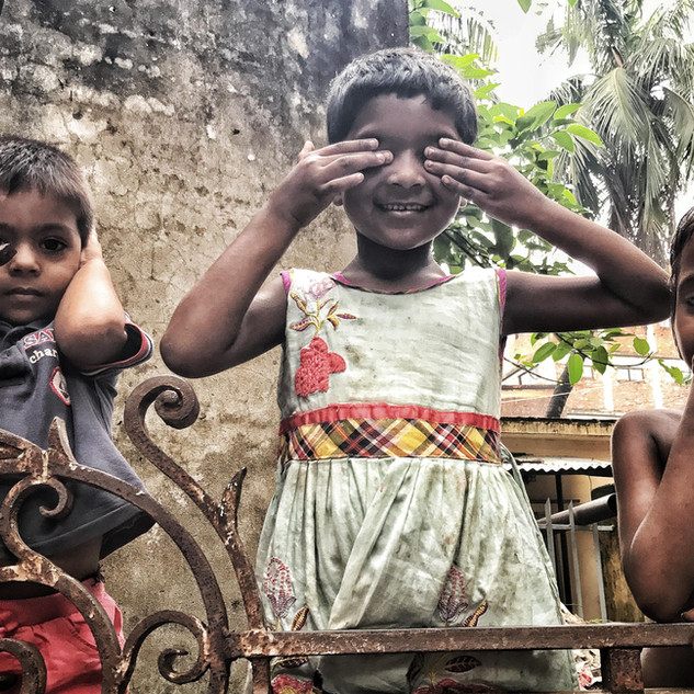 Kids - Bangladesh Streets
