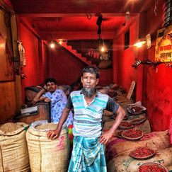 Bangladesh Shop Owner