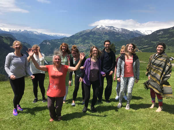 Retreat Stels June 2019