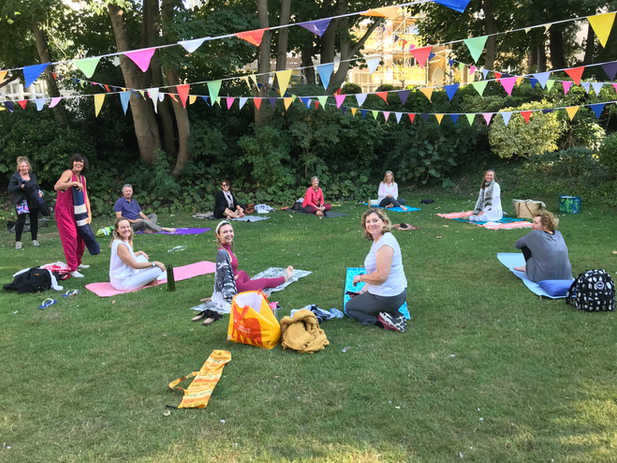 Yoga at Vale Square Ramsgate