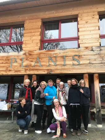 Retreat 'Shine Your Light' Switzerland 2018
