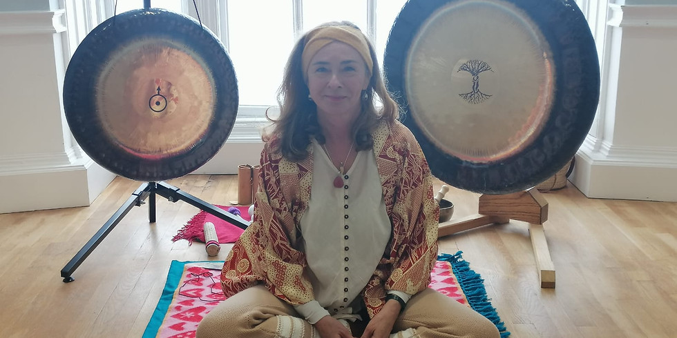 ONE HOUR GONG BATH at Pierremont Hall, Broadstairs