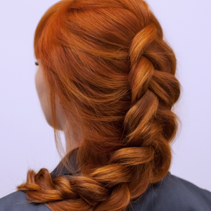 Natural Red Head