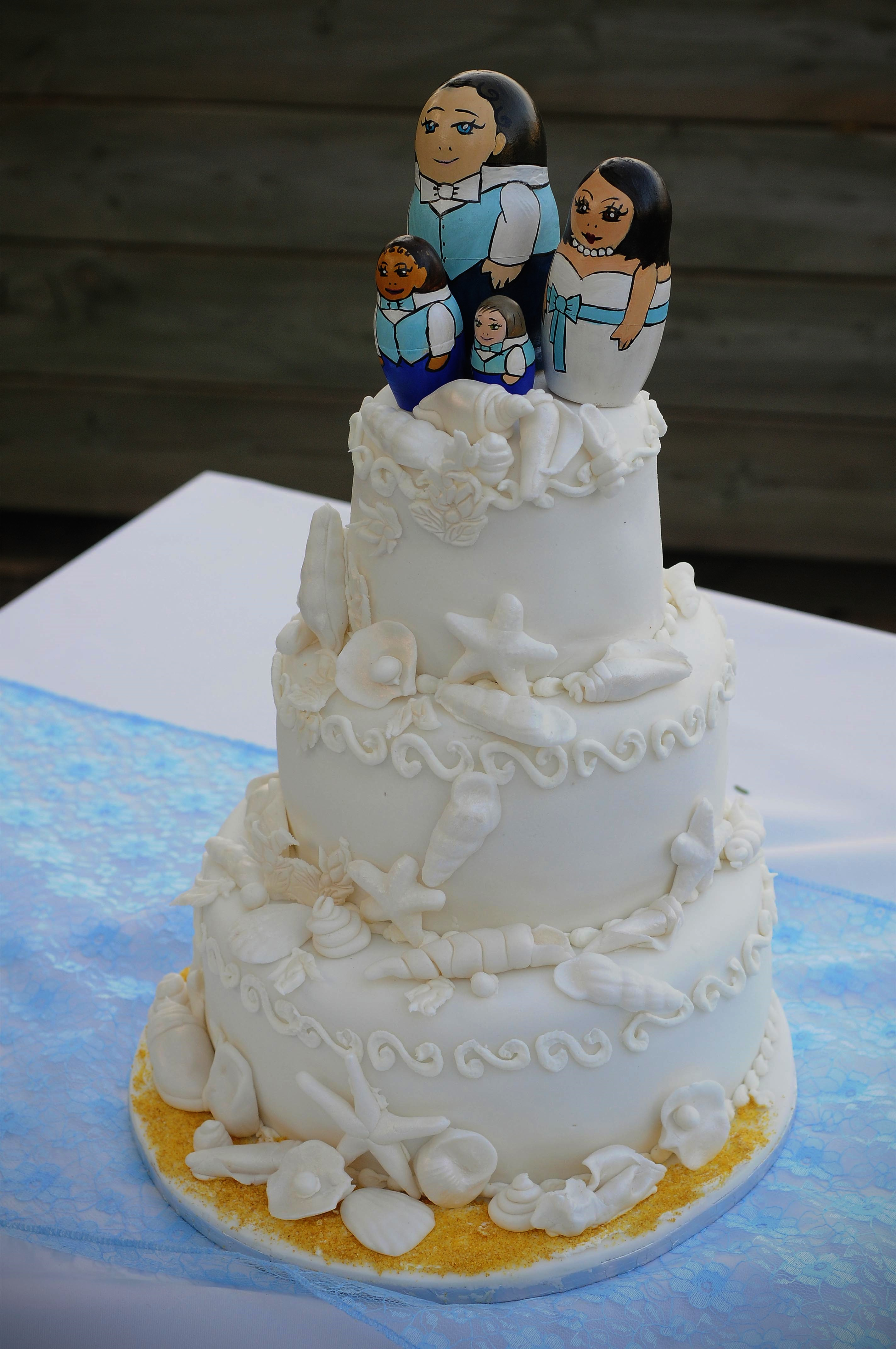 Wedding cakes in Northern Cyprus (29)