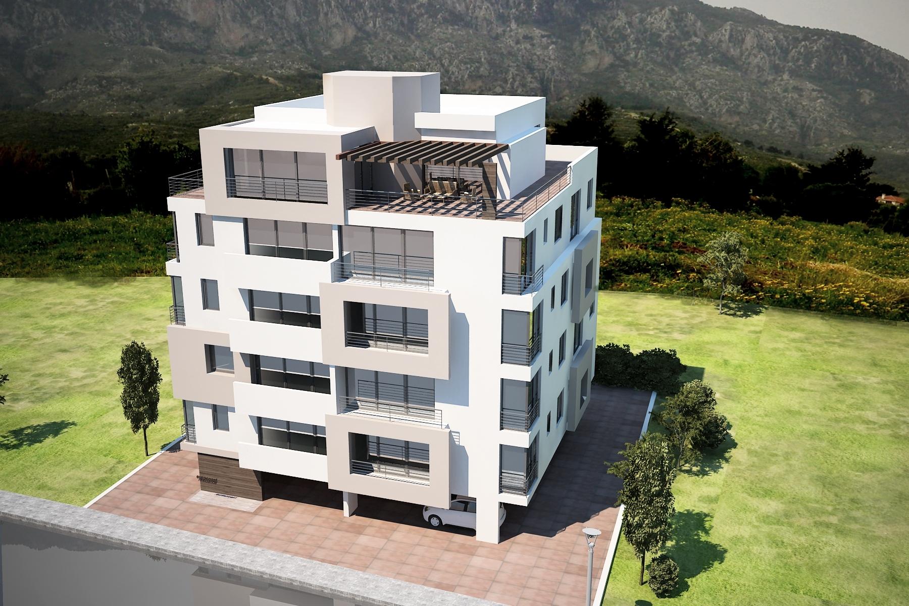 Kyrenia apartments