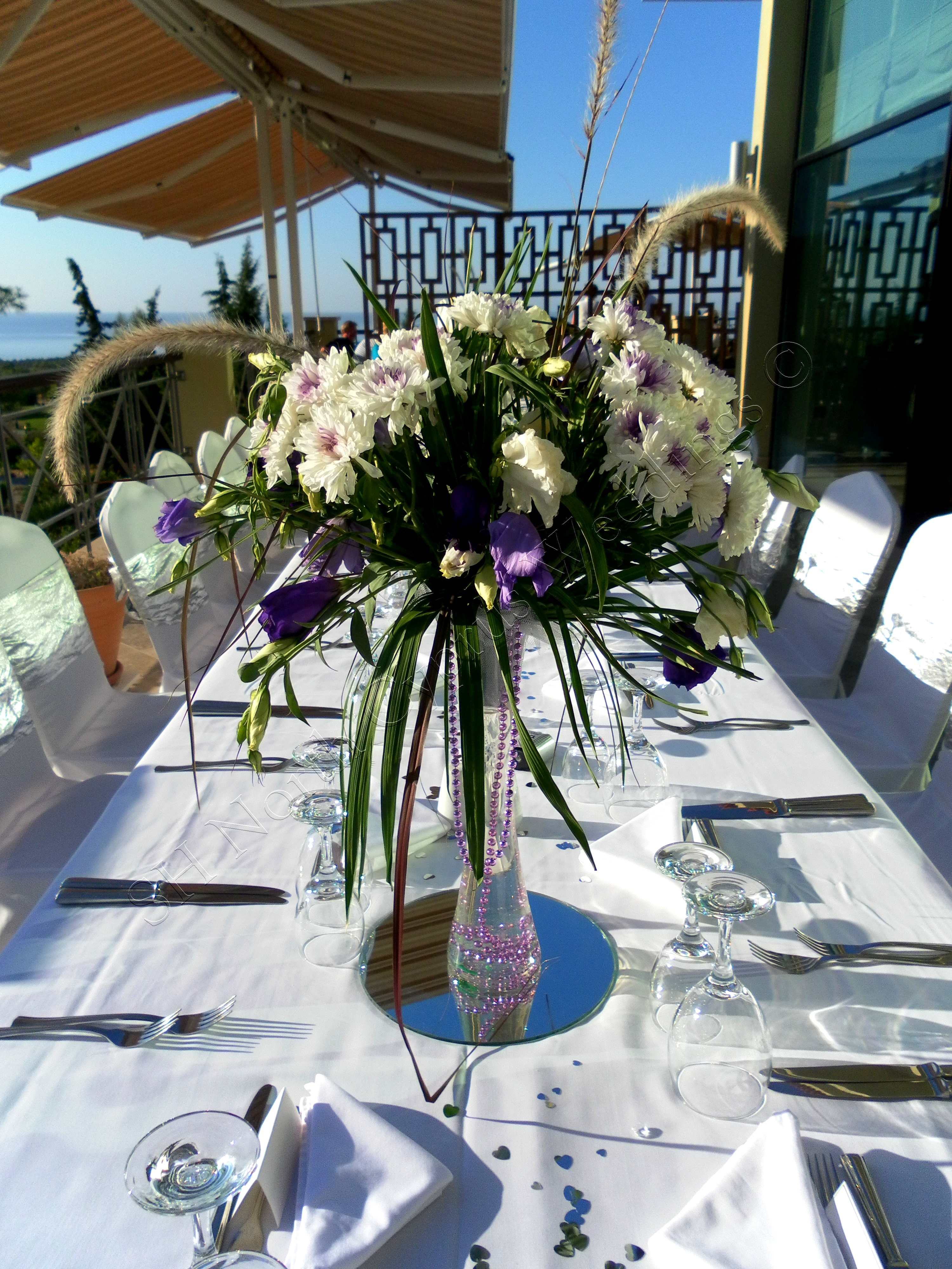 North Cyprus wedding flowers (7)