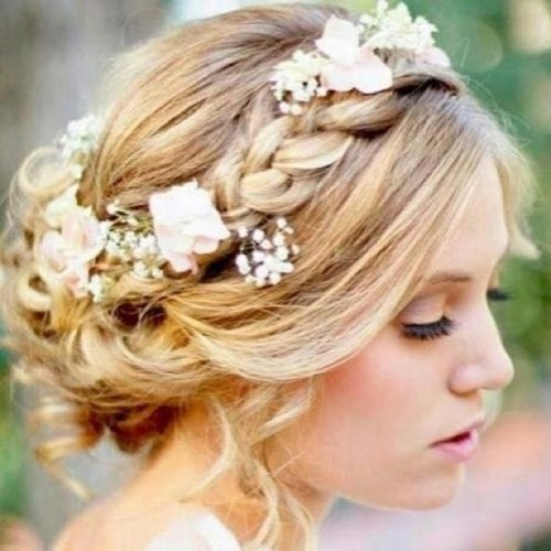 North Cyprus Wedding hair