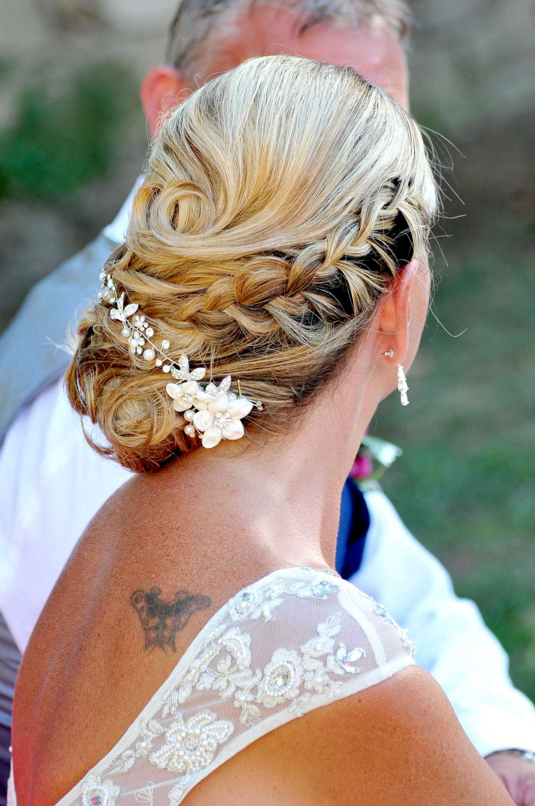 North Cyprus Wedding hair (4)