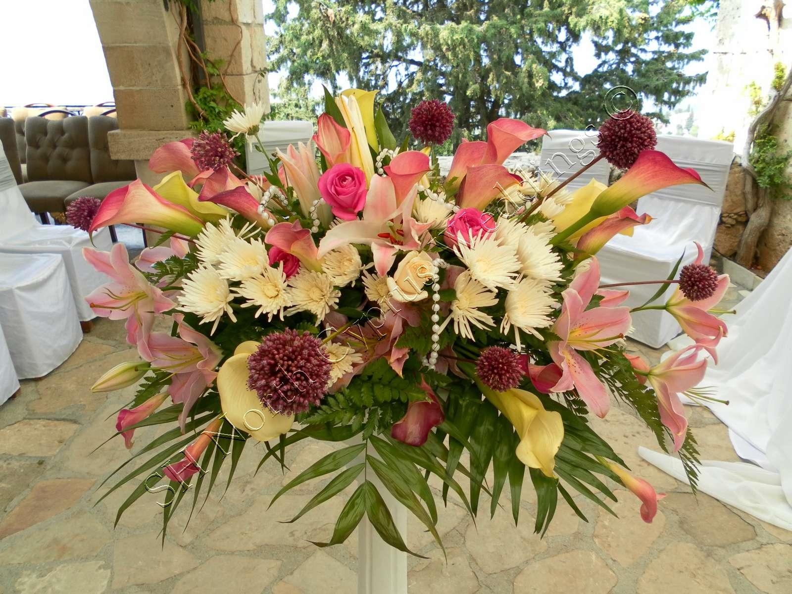 North Cyprus wedding flowers (29)