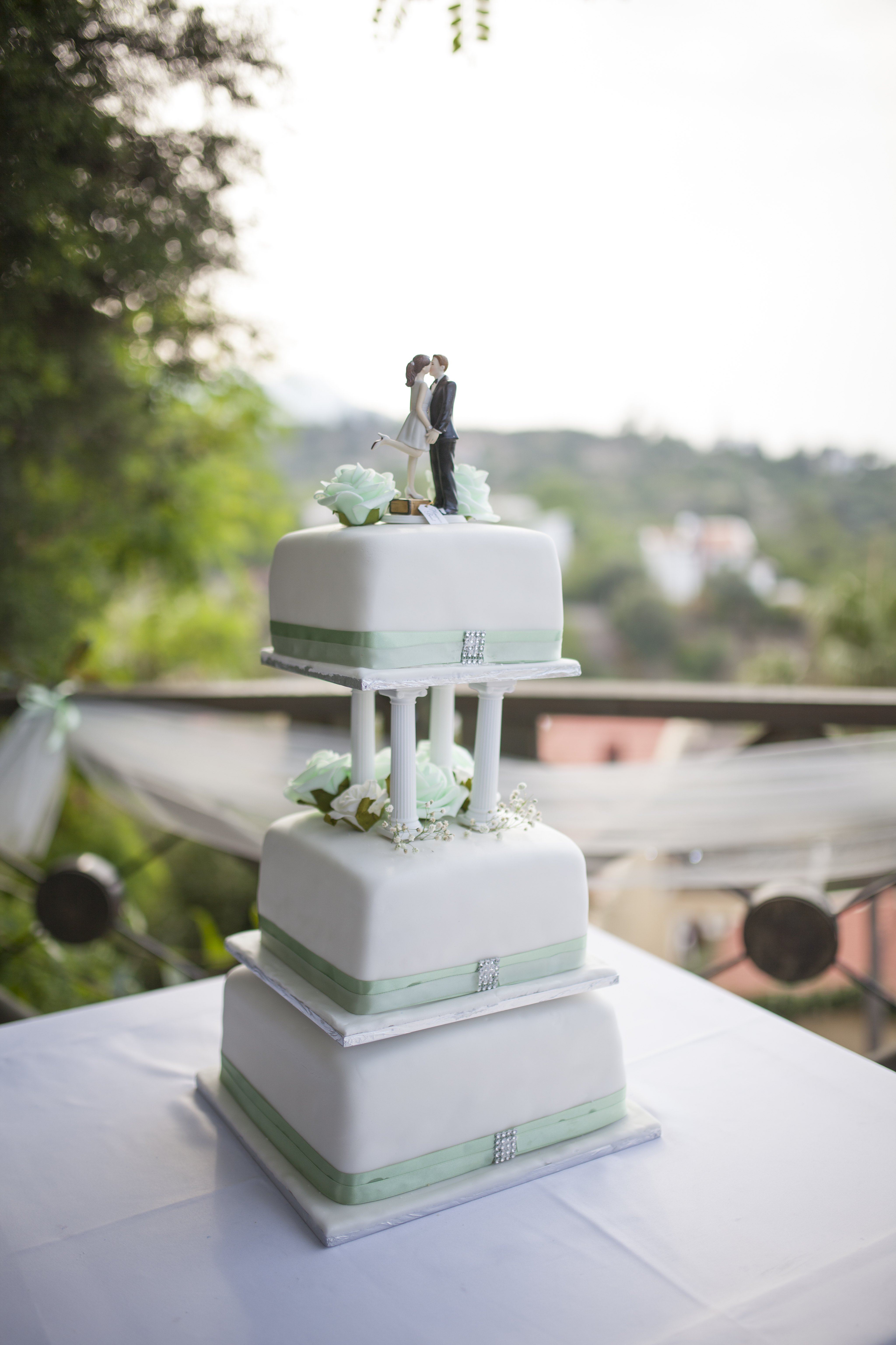 Wedding cakes in Northern Cyprus (19)