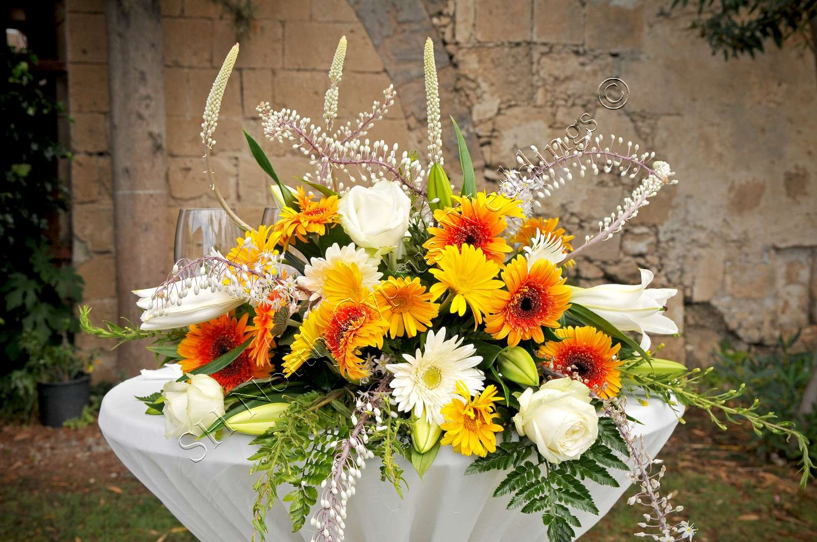 North Cyprus wedding flowers (32)