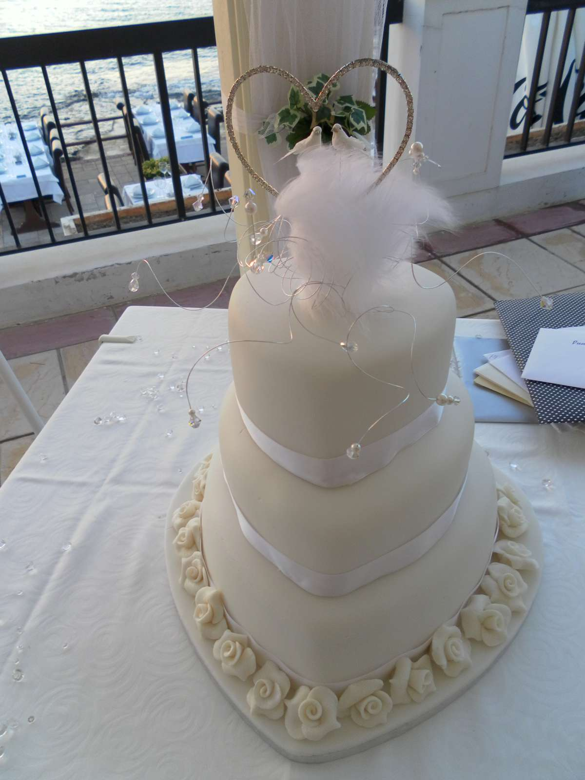Wedding cakes in Northern Cyprus (27)