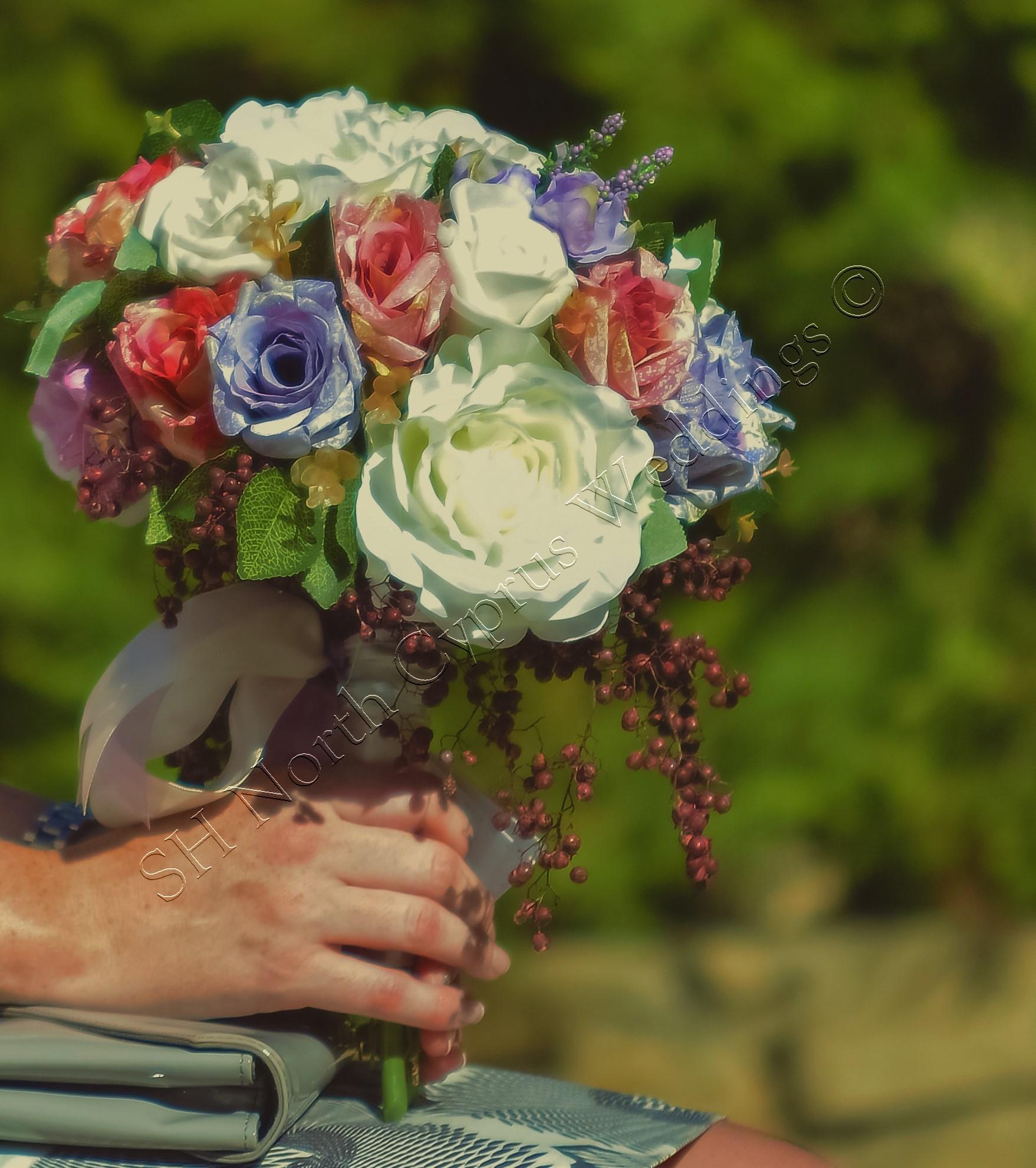 North Cyprus wedding flowers (21)