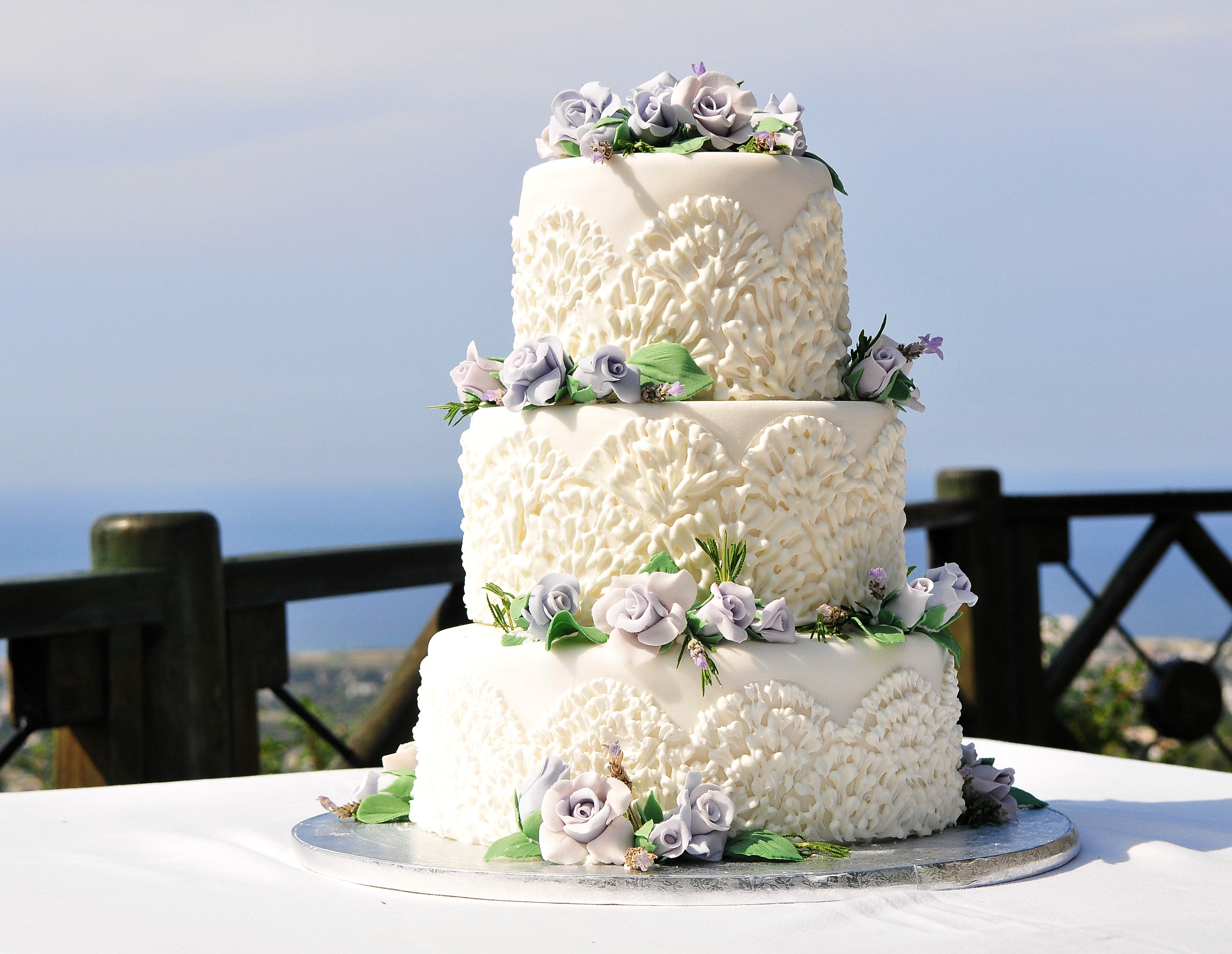 Wedding cakes in Northern Cyprus (28)