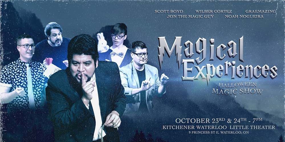 Magical Experiences Kitchener Waterloo