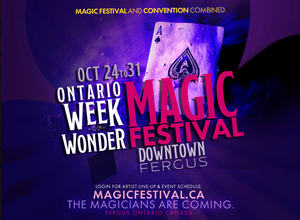 Ontario Week of Wonder Magic Festival
