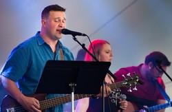 Worship Leaders, Mark and Amy Albin